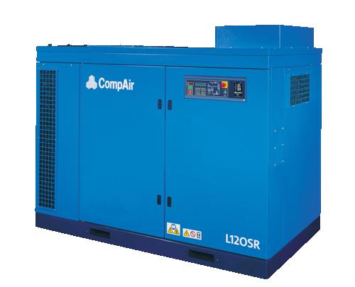 Compair compressor 120