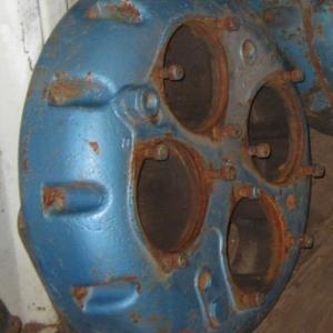 VM Cylinder head