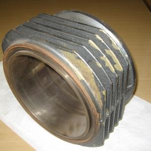 V compact Cylinder